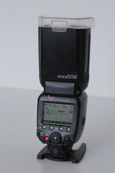 Flash Canon Speedlite 600ex-rt Usado