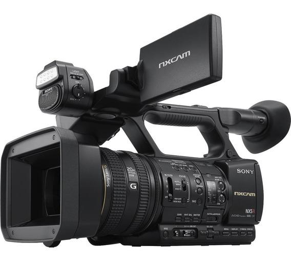 Câmera Sony Hxr Nx5r Nx5 3 Anos De Garantia - Nfe