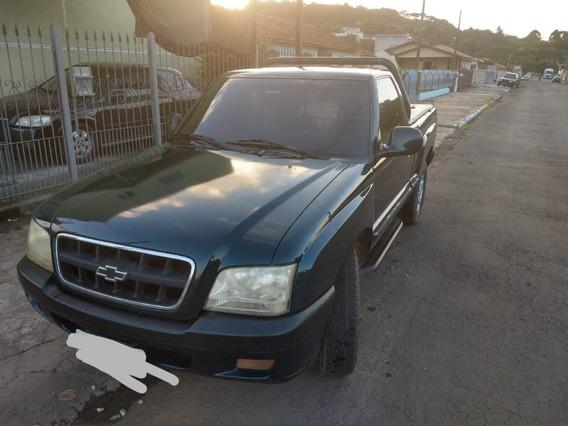 Gm Chevrolet Pick-up S10 2.4 Mpfi 8v 128cv Gasolina 2002