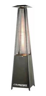Calefactor Exterior Piramide Acero Inox Lusqtoff Jk-1010