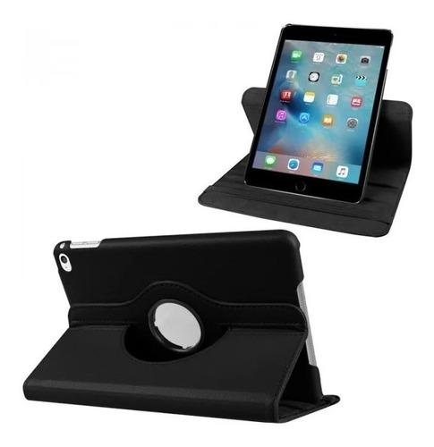 iPad Mini 1, 2, 3  Estuche Protector Giratorio 360º + Vidrio