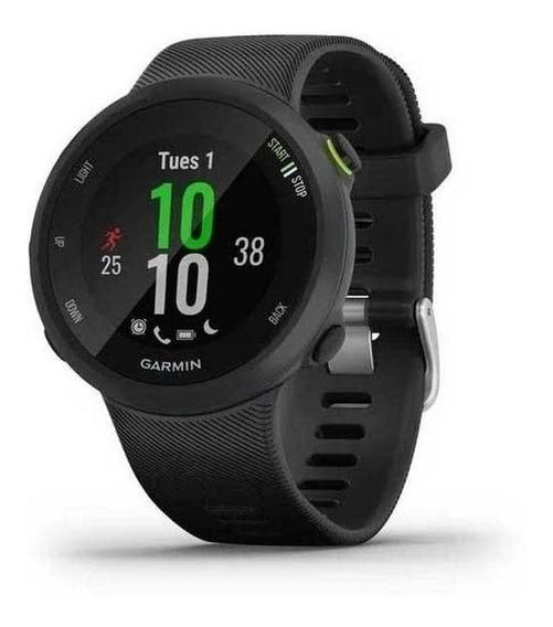 Relógio Monitor Cardíaco Gps Garmin Forerunner 45 Lançamento
