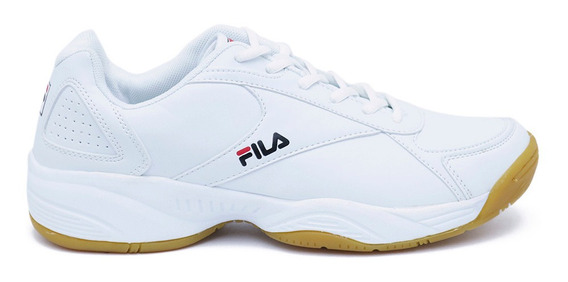 Tenis Fila Court Basic Blanco