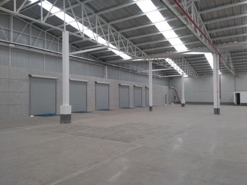 Imagen 1 de 4 de Cuautitlan Rento Bodega 6500 M2 En Parque Industrial