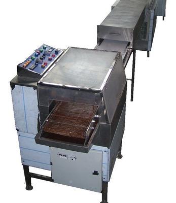 Fabricantes De Recubridoras De Chocolate Bañadoras