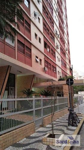Imagem 1 de 8 de Apartamento Em Gonzaga  -  Santos - 2767