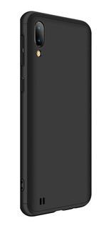 Funda 360 Luxury Samsung M10 + Vidrio + Cuotas