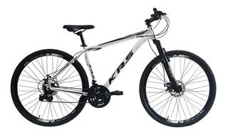 Bicicleta 29 Alumínio 21v Kit Shimano Freio À Disco Krs
