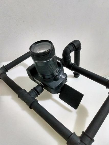 Estabilizador De Câmera Em Pvc - Rig Cage
