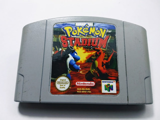 Pokemon Stadium N64 Nintendo