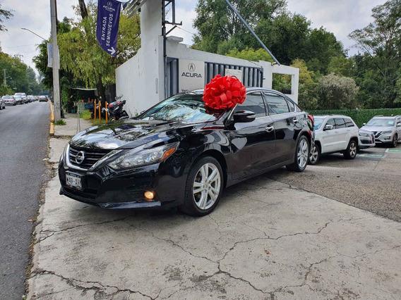 Nissan Altima 2017 Altima 4lt Gasolina 4p Sedan