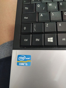 Acer Core I5-3230m 2.60 6gb