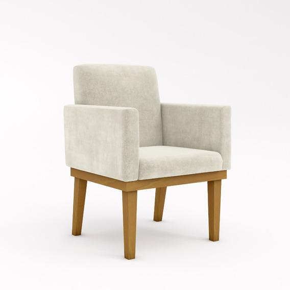 Poltrona Decorativa Base + Reforçada Oferta Balaqui Decor
