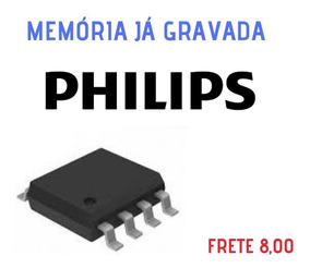 Memória Philips 32pfl3008d/78 Display Tpt315b5-dxjsfe