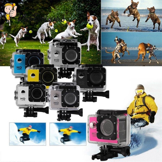 Action Cam Sports Hd 1080p Aprova D