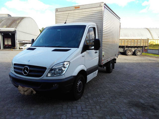 Mercedes-benz Sprinter Chassi 2.2 Cdi 415 Rs Longo 2p 2014