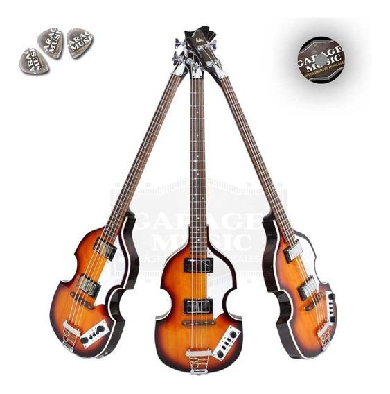Bajo Tipo Violin Faim 443 Paul Mccartney Garantia Pua
