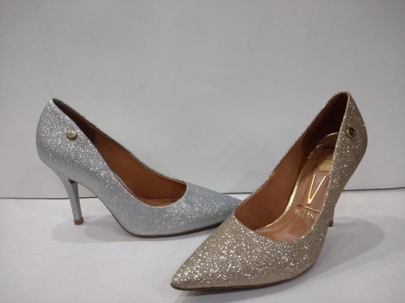Zapatos Dama De Fiesta Vizzano Brillante Calz Moni
