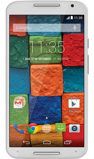 Smartphone Motorola Moto X 32gb 2 Ger. Bco Usado