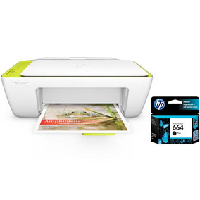 Multifuncional Hp Deskjet Ink Advantage 2136 Usb