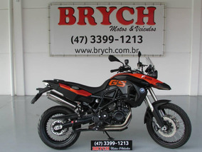 Bmw F 800 Abs 2011