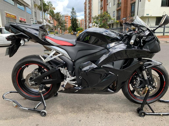 Honda Cbr 600 Rr Negra