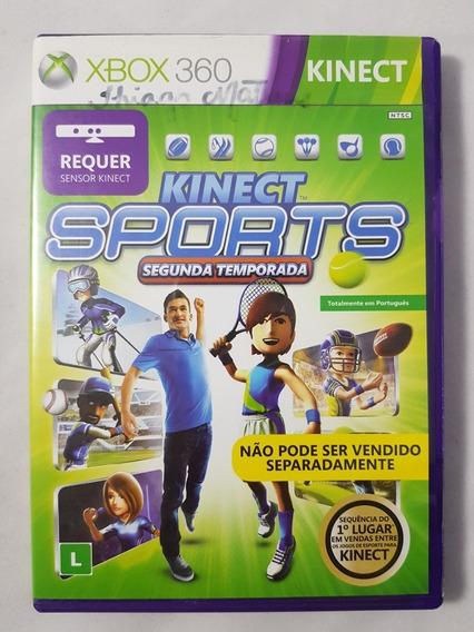 Kinect Sports Segunda Temporada Em Português Xbox 360