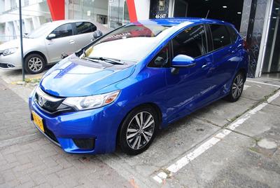 Honda Fit Ex 5dr Cvt