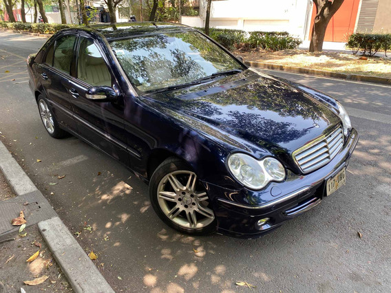 Mercedez Benz C280 2006 Impecable 1 Dueño Factura Original