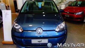 Vw Up 0km 2017 Financiado Sin Intereses Entrega Inmediata