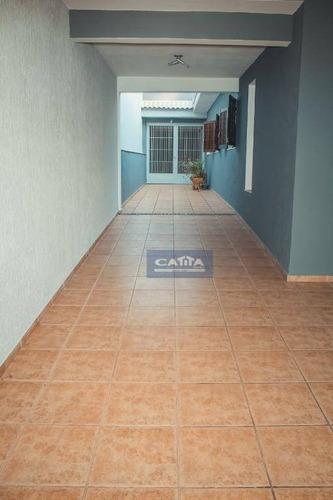 Imagem 1 de 12 de Casa À Venda, 190 M² Por R$ 650.000,00 - São Miguel Paulista - São Paulo/sp - Ca4171