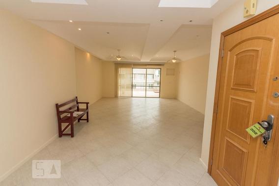 Apartamento No 3º Andar Com 4 Dormitórios E 3 Garagens - Id: 892950858 - 250858