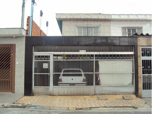 Imagem 1 de 23 de Sobrado Para Venda No Bairro Vila Ré, 3 Dorm, 1 Suíte, 2 Vagas, 200 M - 4885