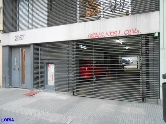 Cochera En Alquiler - Palermo Hollywood.-