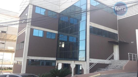 Galpão Industrial Para Locação, Parque Industrial San José, Cotia. - Ga0094