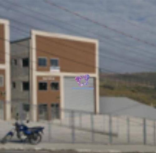 Imagem 1 de 3 de Galpão À Venda, 420 M² Por R$ 1.700.000,00 - Fazendinha - Santana De Parnaíba/sp - Ga0031