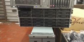 Hp Storageworks M6412 Fibre Channel Drive Enclosure - Ag638b