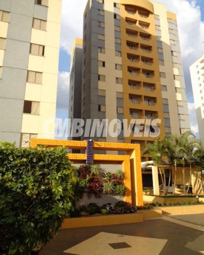Apartamento À Venda 3 Dormitórios No Bairro Bonfim Em Campinas - Ap21986 - Ap21986 - 69378191