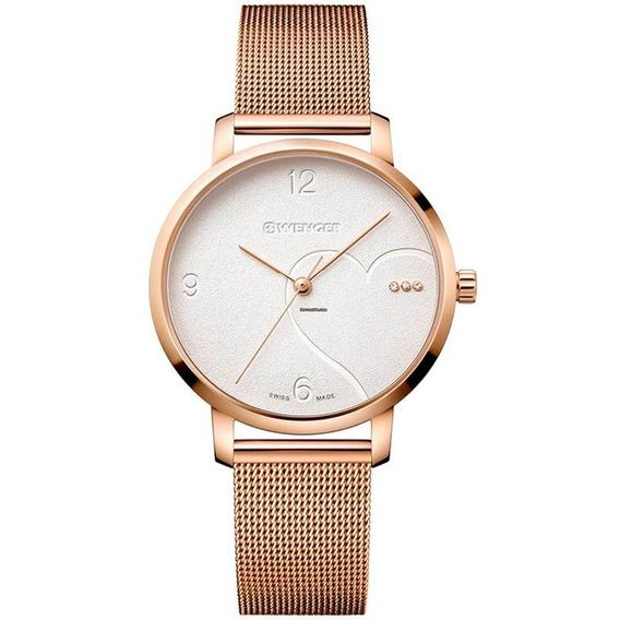 Reloj Wenger Metropolitan Donnissima 011731112 Para Dama