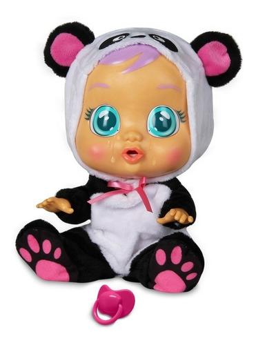 Muñeca Cry Babies Pandy
