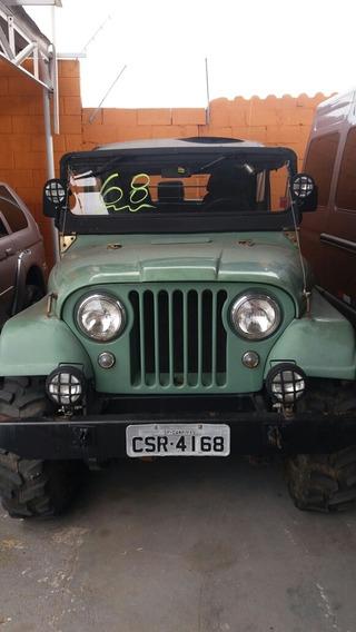 Jeep Jeep Willis 68