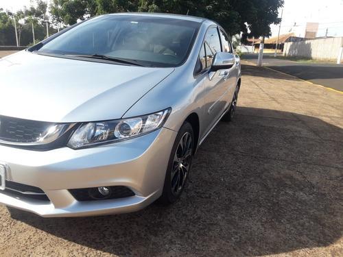 Honda Civic  Lxr  2016 - Muito Novo