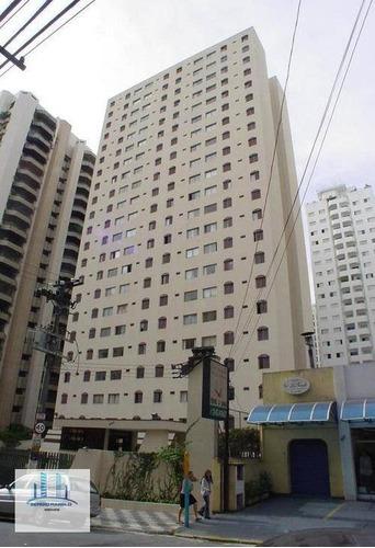 Imagem 1 de 14 de Apartamento Com 2 Dormitórios, 60 M² - Venda Por R$ 750.000,00 Ou Aluguel Por R$ 2.500,00/mês - Moema - São Paulo/sp - Ap2477