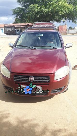 Fiat Strada 1.4 Working Cab. Dupla Flex 2p 2010
