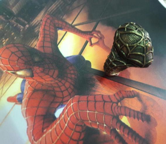 Anillo Spider-man Marvel Movies