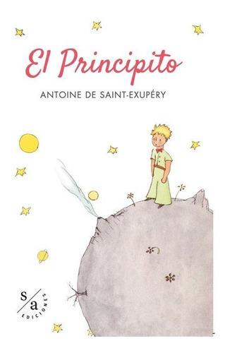 Libro El Principito ( Antonie De Saint- Exupery)