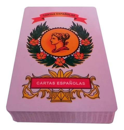 Naipes Baraja Española X 50 Cartas