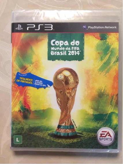 Jogo Ps3 Copa Do Mundo Fifa Brasil Perfeito Irado !! Ok