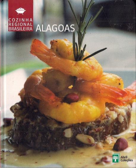 Livro Cozinha Regional Brasileira Volume 12 Alagoas