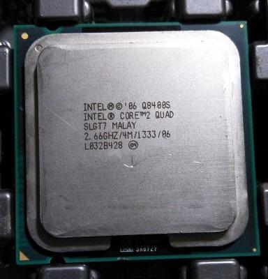 Processador Intel Core 2 Quad Q8400s 4mb 65w Tdp.